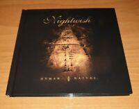 NIGHTWISH-HUMAN NATURE 2 CDS DIGIPACK LTD