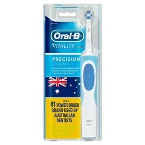 Oral-B Vitality Precision Clean Electric Toothbrush ( 2 Power Brush Heads )