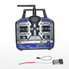 FS-T4B 2.4Ghz 4CH RC Radio Conol & Receiver for RC FlySky Helicopter Parts TL