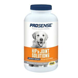 ProSense Advanced Strength for Dogs Glucosamine Chew Tablets 120 ct
