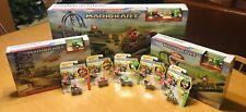 Hot Wheels Mario Kart Mario Circuit Track,Thwomp Ruins Track,Piranha Plant Slide