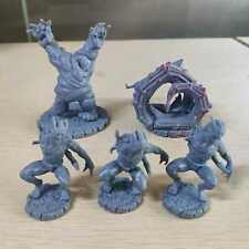 Lot of 5pcs CTHULHU WARS - Ramsey Campbell Horrors 2 Miniature