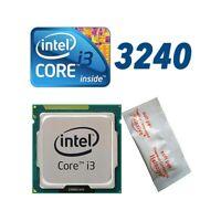 PROCESSORE INTEL I3 3240 SOCKET LGA 1155 DUAL CORE 3.4GHZ CPU PC DESKTOP BULK-