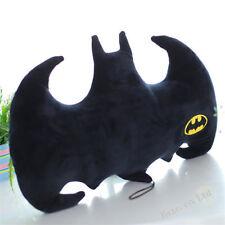 New Batman Pillow Black Kids Room Travel Cushion Car/Home Sofa Decor _DMGG