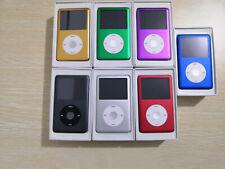 Новый Apple iPod Classic 7 -го Gen 1 ТБ 512 ГБ 256 Гб SSD+2000mAh аккумулятор гарантия