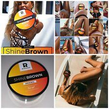 Byrokko Crema Abbronzante Shine Brown Acceleratore Dell Abbronzatura no filtri