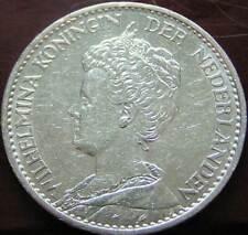 Nederland Zilveren Gulden 1913