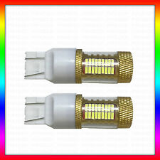 2 AMPOULES W21/5W T20 79 LED SMD 6000K XENON LAMPE PHARE FEUX TUNING