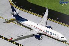 New Gemini Jets 1:200 Scale Aeromexico Boeing 737 Max 8 G2AMX708