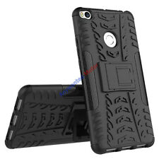 For Xiaomi Mi Max 2 Case Rugged Armor Hybrid Kickstand Protective Phone Cover