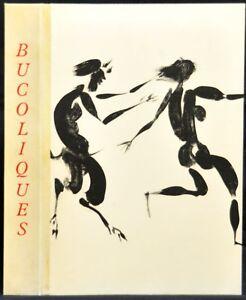 Hans Erni / Vergil: Les bucoliques (1960). Signiert/num. Mit 25 Radierungen