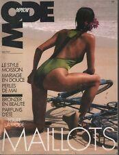 Depeche Mode French Magazine May 1987 Daniel Hetcher 120519AME