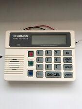 New Brinks Alarm Keypad Bhs 2000 Genuine Brand New