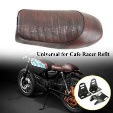 Motorcycle PU Leatherwear Surface Sponge Seat Racing Bike Comfort Hump Cushion
