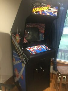 1979 ATARI ASTEROIDS GAME WORKS GREAT! LOCAL PICK UP ONLY