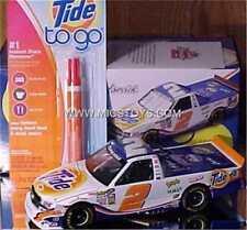 2011 Kevin Harvick #2 Martinsville Auto Signed Tide Platinum Truck Diecast 1:24
