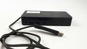 Dell USB Docking Station D6000  USB 3.0 USB C Display port HDMI Universal