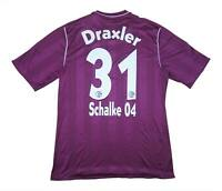 Schalke 2011-12 Third Shirt Draxler #31 (Excellent) XL