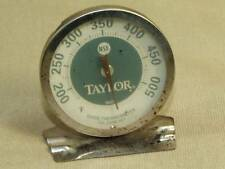 Vintage Taylor Oven Thermometer Mounting Style or Stand Alone