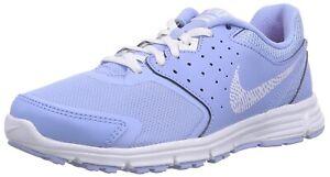 Nike Womens Revolution EU Running Shoes - Blue Aluminum/White-Bright Crimson