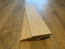Oak Timber Offcuts 4 Pieces @ 450mm x 100mm x 10mm (European Oak)