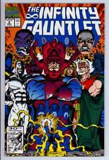 Infinity Gauntlet 5 - Thanos - Infinity Stones - High Grade 9.4 / 9.6 NM+