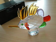 Turkish Crystal Tropical Fish Figurine