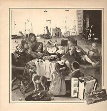 HET HUISHOUDEN VAN JAN STEEN - Same (RARE 1981 DUTCH FOLK VINYL LP)