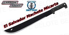 Condor El Salvador Machete Micarta Handle with Leather Sheath CTK2020HCM