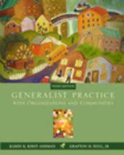 Generalist Prac W/Orgs & Commu by KIRST-ASHMAN, Hull (Book, 2005)