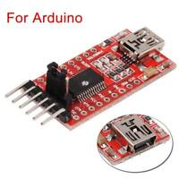 FT232RL FTDI Module Mini Port USB To TTL 3.3V / 5V For Arduino Serial Adapter ZH