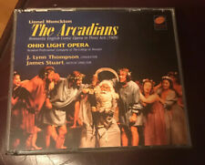 The Arcadians: Romantic English Comic Opera in Three Acts;(1909) CD (1999)