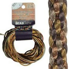 6 Yards 1MM RATTAIL WHEATBERRY (Free Shipping)