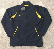 0b747d0bb408 Mens Large L Nike Teams Disruption Game Jacket Black Yellow Steelers Colors
