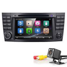 Car GPS DVD Navigation System 2 DIN Radio for Mercedes Benz E Class W211 G-W463