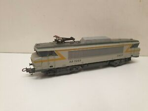 Lima locomotive electrique bb 7203   en HO