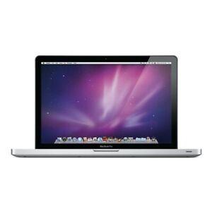UPGRADED MacBook Pro 15, 2010 MC372LL/A, Core i5, 8GB RAM, NEW 512GB SSD, NVidia