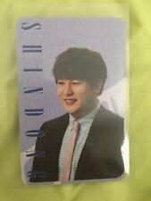 Super Junior Shindong Elf Japan Official Fanclub Photocard Card Kpop K-pop Sm