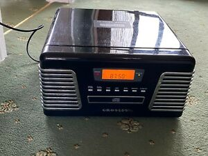 Crosley Turntable Record Player With CD & Radio All Working