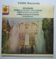 JB 59 - RESPIGHI - Pines Of Rome / Fountains Of Rome / The Birds - Ex LP Record