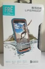 Lifeproof Fre 360 Protection Case for Samsung Galaxy S8 - Teal Blue / Mango