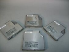 4 Dell Laptop Floppy Drives 5V-0.5A FDDM-101/MPF82E-USED