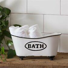 BATH TUB Storage Tin