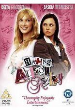 HATING ALISON ASHLEY DELTA GOODREM SASKIA BURMEISTER UNIVERSAL UK 2005 DVD L NEW