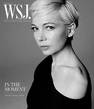 WSJ.Magazine Michelle Williams Mica Arganaraz Thomas Keller NEW