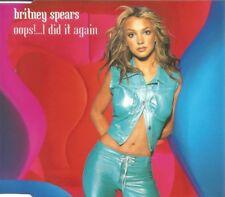 Britney Spears - Oops!...I Did It Again (CD)