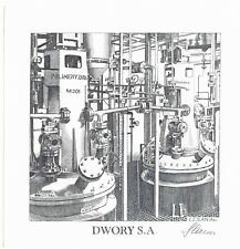 Slania, 2004 poland, chemical company dwory, cooperplate polymerizatore,blue!RRR