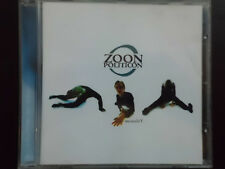 ZOON Politicon-mentality, CD 2006, synth pop, Electronic