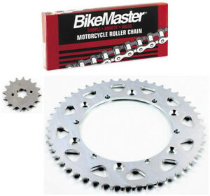 JT 520 Chain 16-50 T Sprocket Kit 72-1599 for Yamaha DT400 1978 IT425 1980