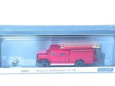 4400 Littke Magirus Echauber Lf 16 N-Scale 1:160 Hand Eingebaut Deutschland